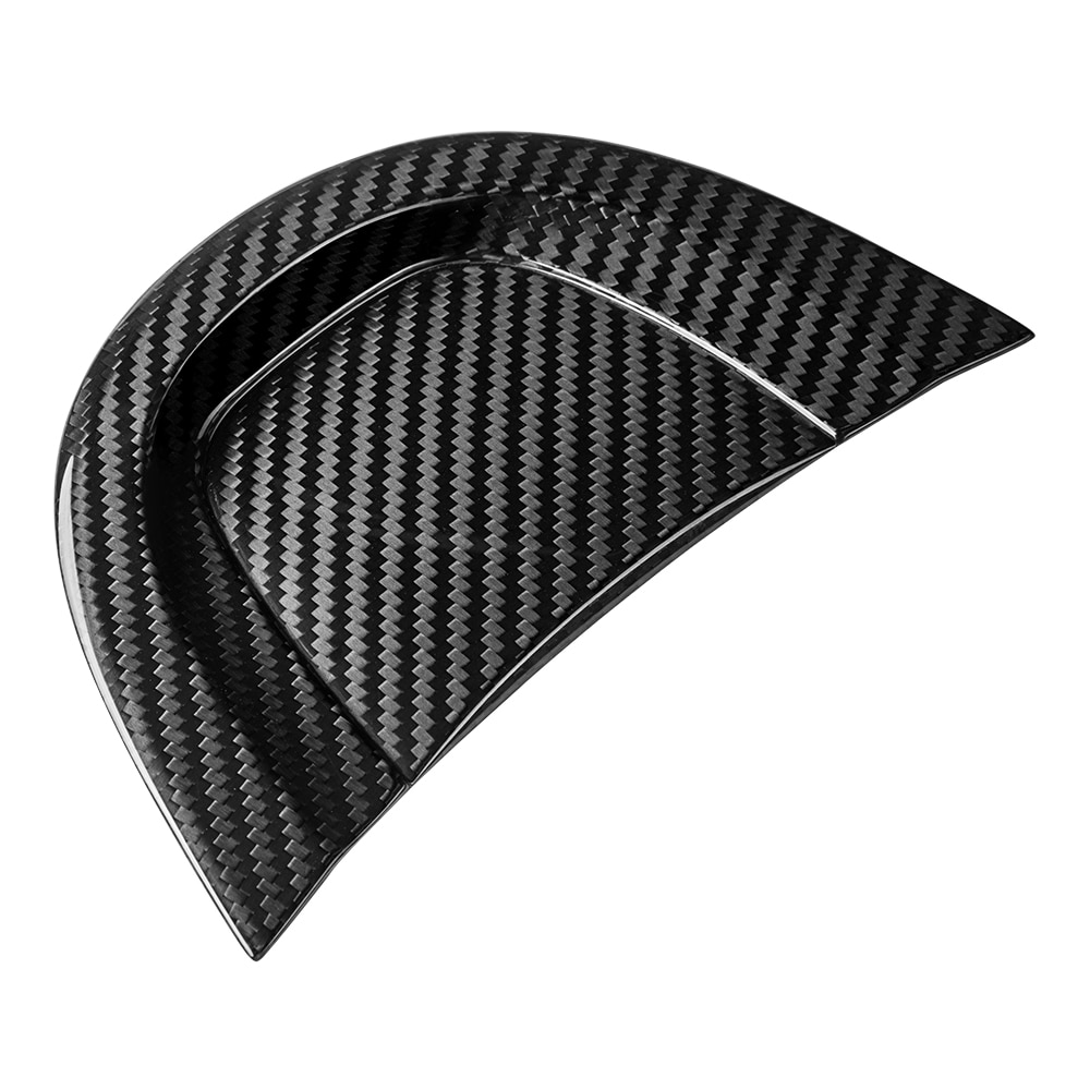 Carbon Fiber Car Interior Reading Lamp Panel Cover For MINI COOPER F54 F55 F56 F57 F60 Ceiling Light Trim Sticker Accessories enlarge