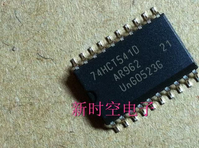 10 pçs/lote 74HCT541D 74HCT541 HCT541 SOP 7.2 milímetros original novo