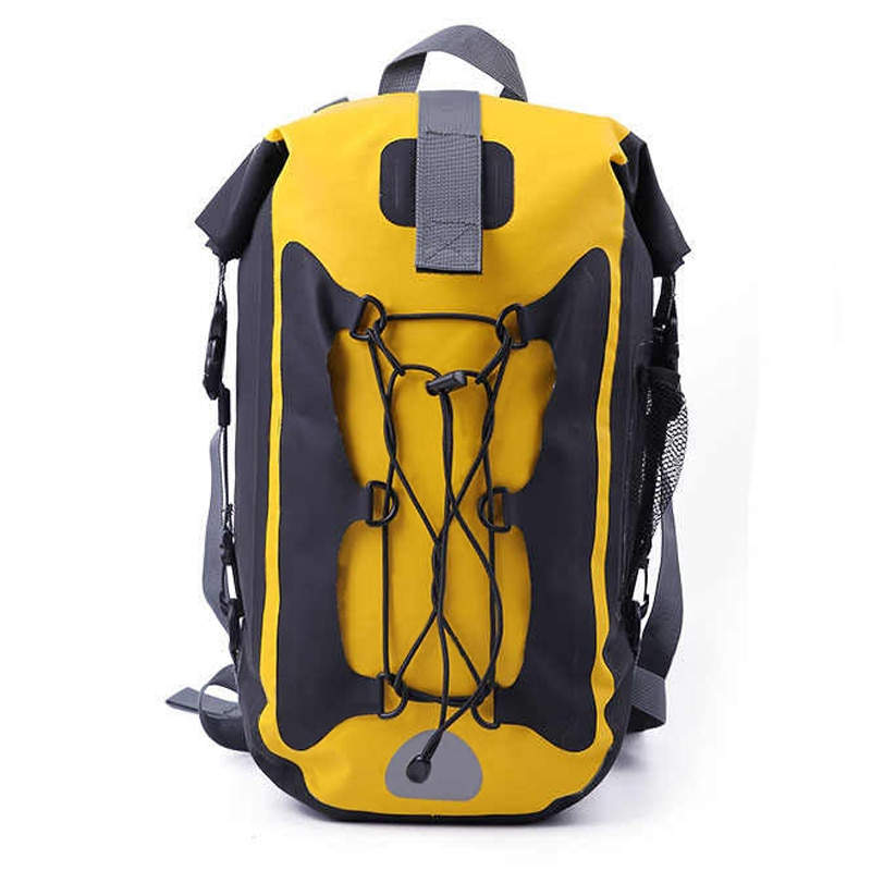 Waterproof Dry Backpack Best Roll Top Floating Bag for Boating Rafting Fishing Camping Hiking Biking Kayaking Motorcycle Beach