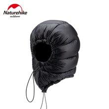 Chapeau en duvet doie pour enveloppe momie sac de couchage étanche 20D