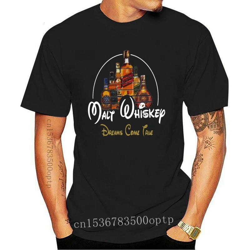 New Malt Whiskey Dreams Come True Shirt