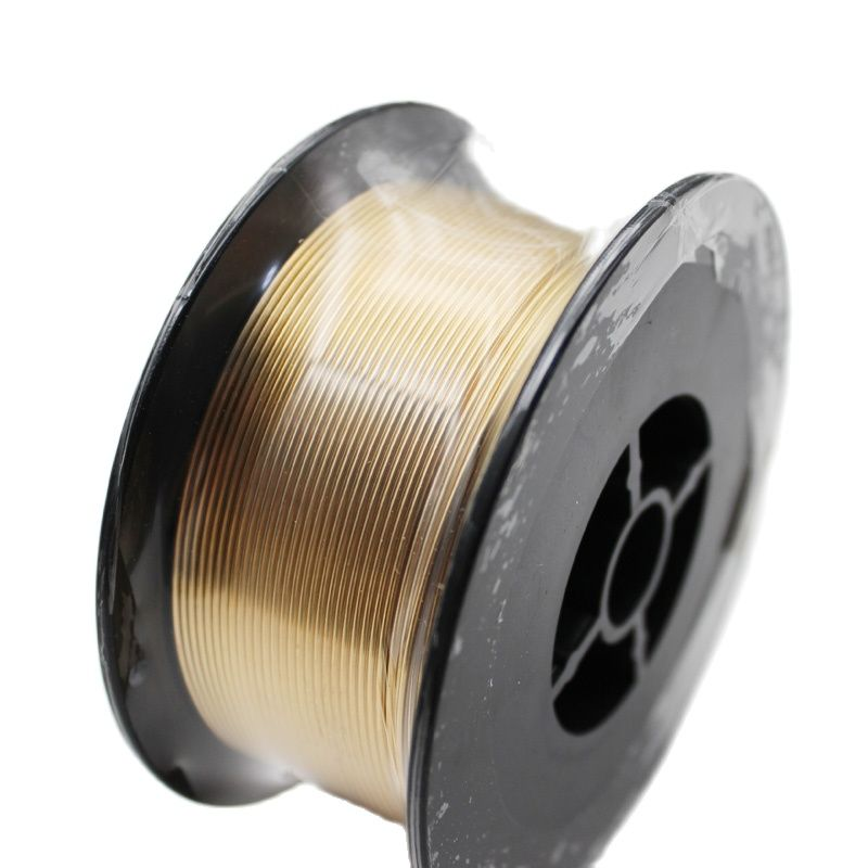 1KG 0.8mm/1.0mm/1.2mm Solid Brass TIG Welding Wire
