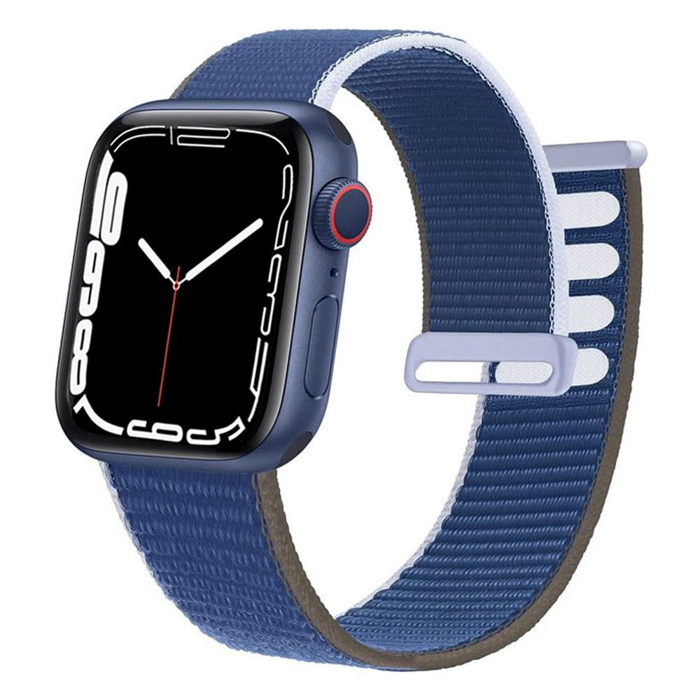 strap for apple watch 42mm 38mm sport loop iwatch band 5 44mm 40mm correa pulseira apple watch 5 3 4 band nylon watchband 3 2 1 Nylon solo loop Strap for apple watch band 44mm 40mm 42mm 38mm smart watch bracelet correa pulseira iWatch series SE 7 6 5 4 3 2