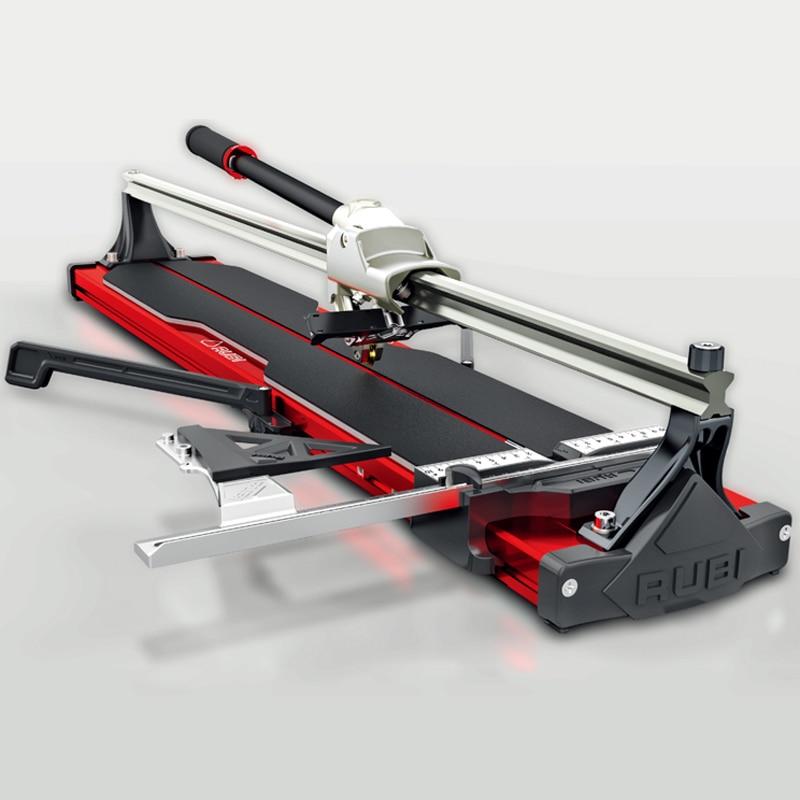 New Type X-one-1200 Enhanced Manual Tile Cutter Floor Tile Ceramic Tile Push Knife High Precision Broach Breaking Force 750kg