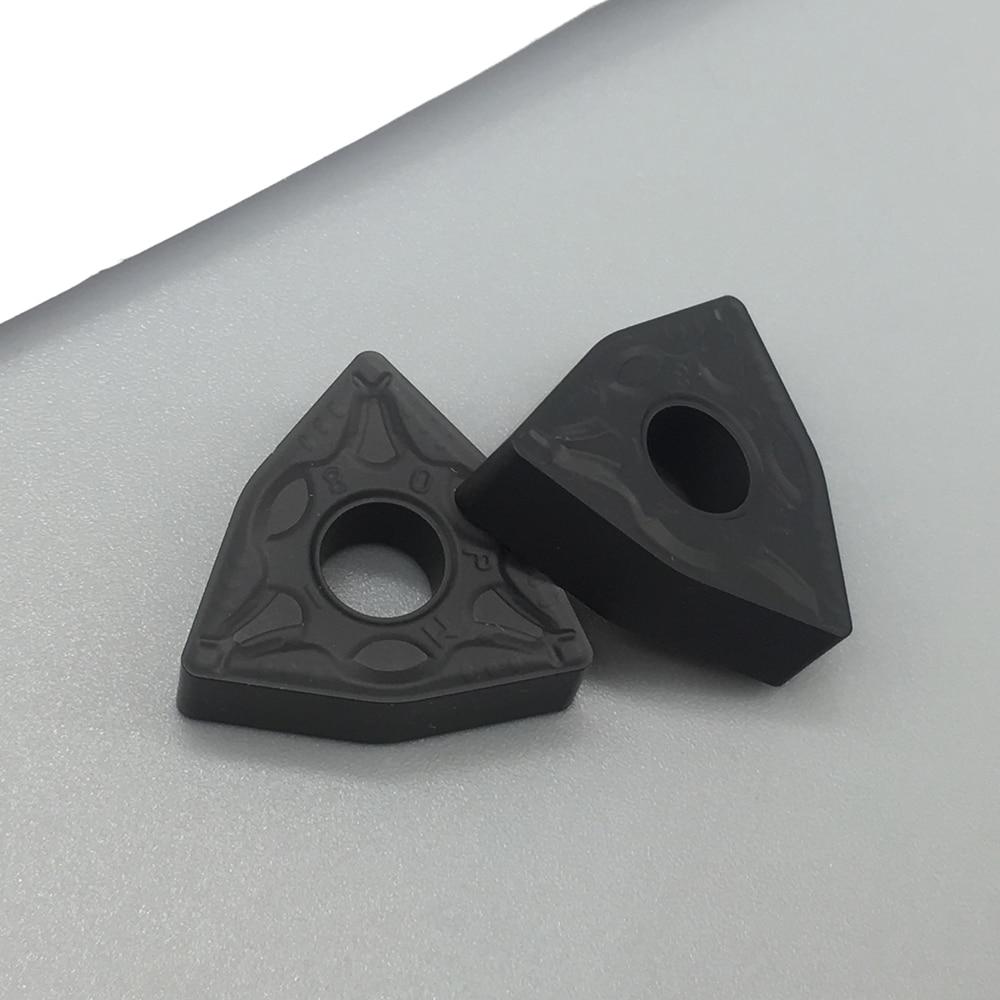 10PCS WNMG080408 PM FT4125 AccesoriosDeTorneria ForTurningToolsCarbideturninginserts Steelparts MachineToolAccessories 10pcs wnmg080408 cq ft4125 accesoriosde