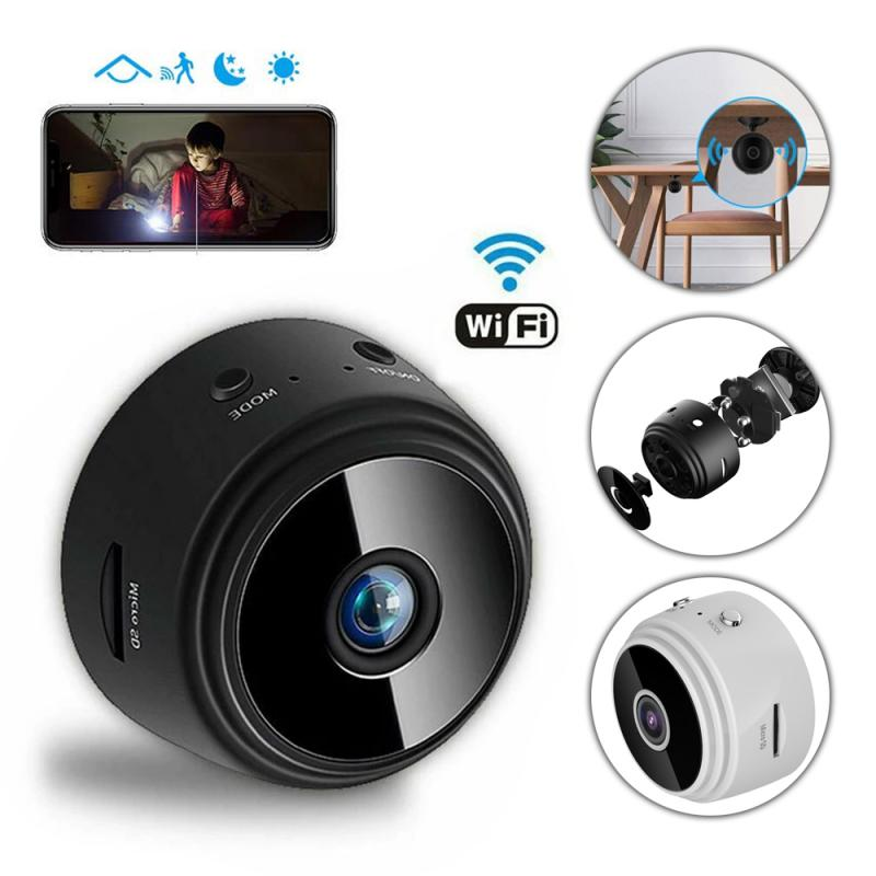 A9 Mini Camera WiFi Camera HD 1080P Version Micro Voice Video Wireless Recorder Surveillance Camera