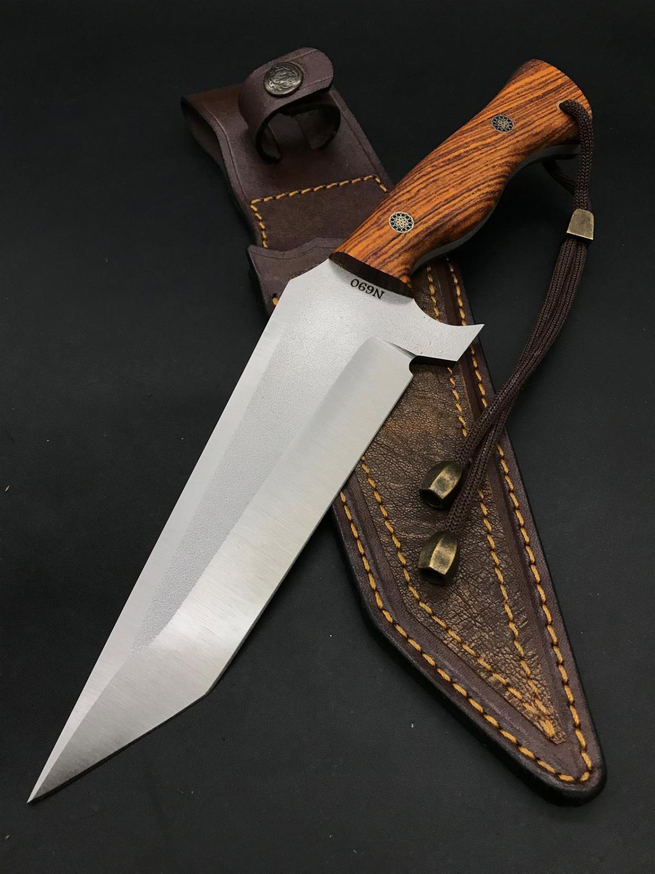 BOHLER N690 Camping Knife BB107-4