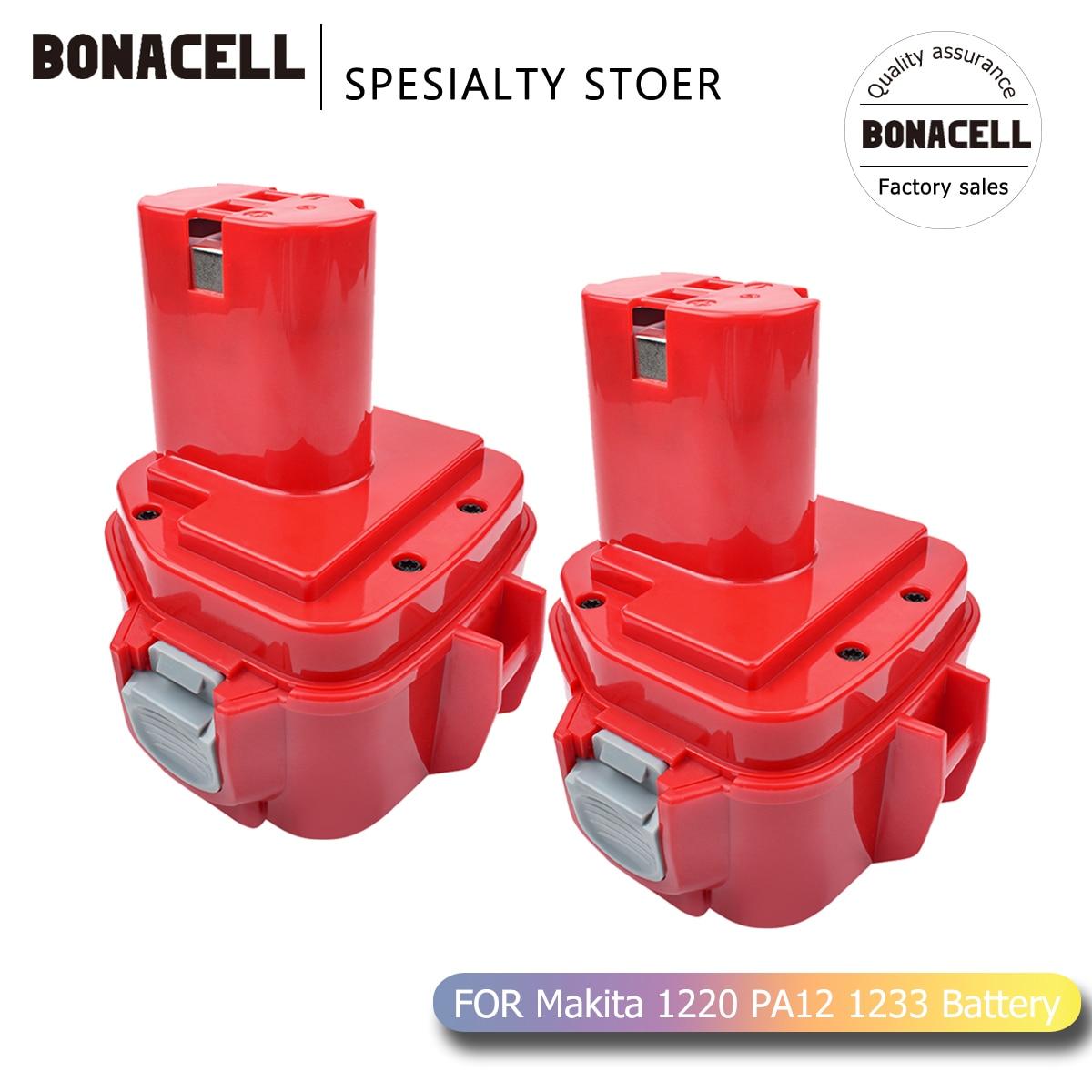 Bonacell 12v 4000mAh متولى حسن استبدال بطارية لماتيكا 1220 PA12 1222 1233S 1233SA 1233SB 1235 1235A 1235B 192598-2 L30
