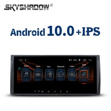 10.25 IPS Android 10.0 2GB + 32GB voiture lecteur DVD GPS carte WIFI Bluetooth TPMS carplay Radio pour BMW M5 E39 X5 E53 1995-2006 2007