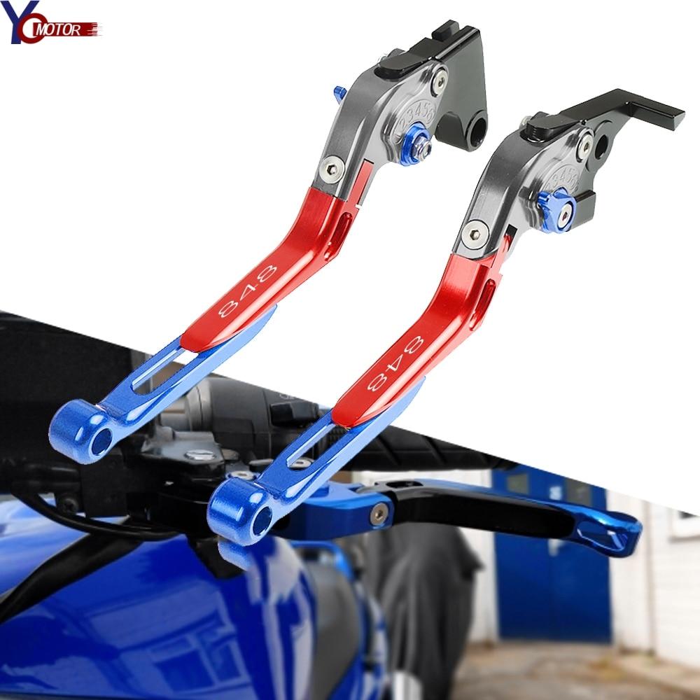 Para Ducati 899 Panigale 899 Panigale2014-2015 de aluminio ajustable de carreras de motocicleta freno embrague palancas accesorios de motocicleta