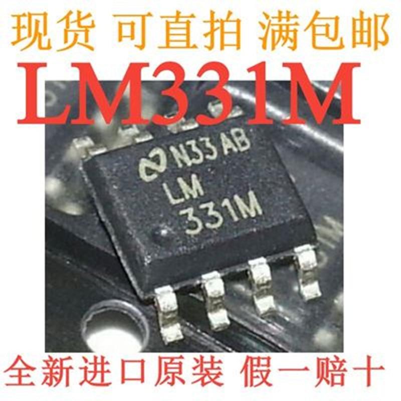 Envío gratis 10 Uds LM331 LM331M LM331DR SOP-8 marca original nuevo
