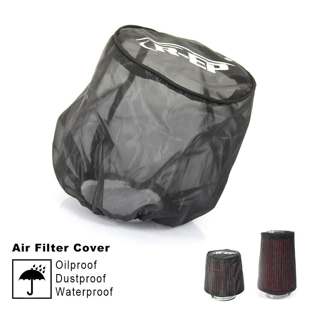 AliExpress - Universal Air Filter Protective Cover Dustproof Oil-proof Protective Cover for High-flow Air Inlet Filters Car Accessories