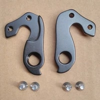 1pc bicycle rear derailleur hanger for specialized s works specialized tarmac roubaix crux venge amira mech dropout in m4 bolts