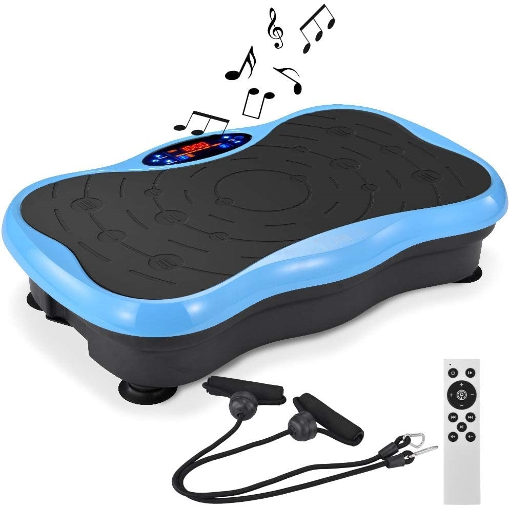 Hot Sale Vibration Plate Platform Professional Powerfit Full Whole Body Vibration Platform Machines for Fitness Health enlarge