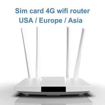 LC112-routeur wi-fi 4G cpe lte, 300m, réseau CAT4, 32 utilisateurs de réseau, intérieur RJ45 WAN LAN