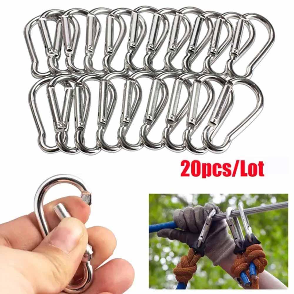 20-uds-aleacion-mini-mosqueton-con-resorte-mosqueton-de-gancho-clip-llavero-edc-supervivencia-acampar-al-aire-libre-herramientas-de-plata-tamano-40-20-36mm