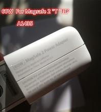 "60W 16.5V 3.65A Originale Del Computer Portatile adattatore di alimentazione Per Apple Magsafe2 13 ""Macbook Pro A1435 A1502 A1425"