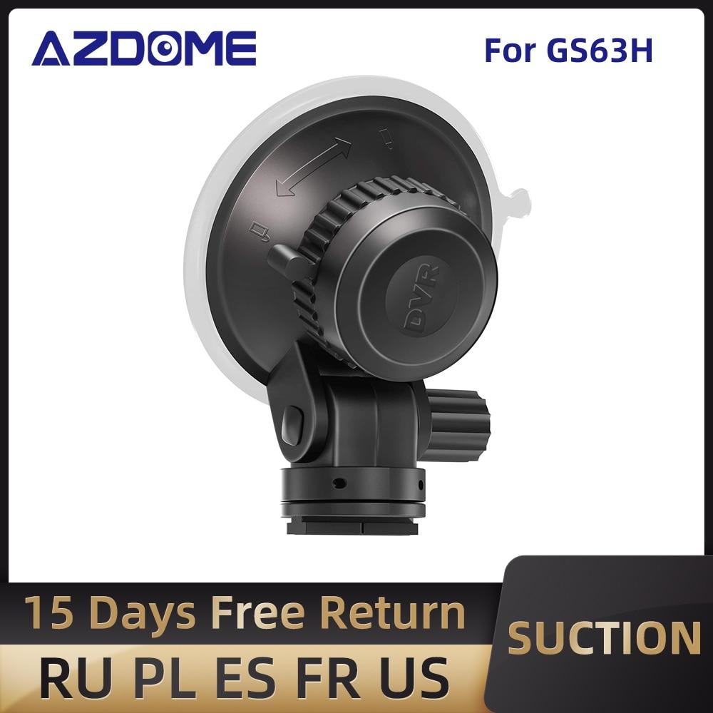 Автомобильный держатель для видеорегистратора AZDOME GS63H GS65H M06, держатель на присоске на лобовое стекло, ABS кронштейн для регистратора