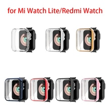 New Waterproof Screen Protector For Mi Watch Lite/Redmi Watch All-inclusive TPU (Not Tempered Soft G