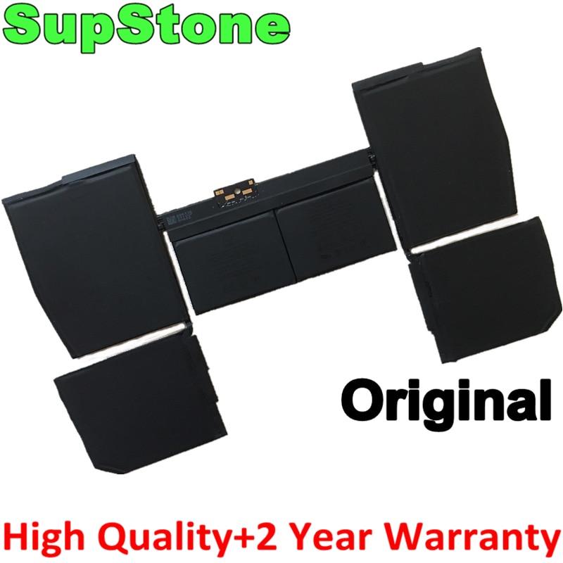 Review SupStone Genuine Original A1527 A1705 battery for Apple macbook pro 12″ A1534 (2015-2016 year) MF855 MJY32CH/A MK4M2 EMC2746