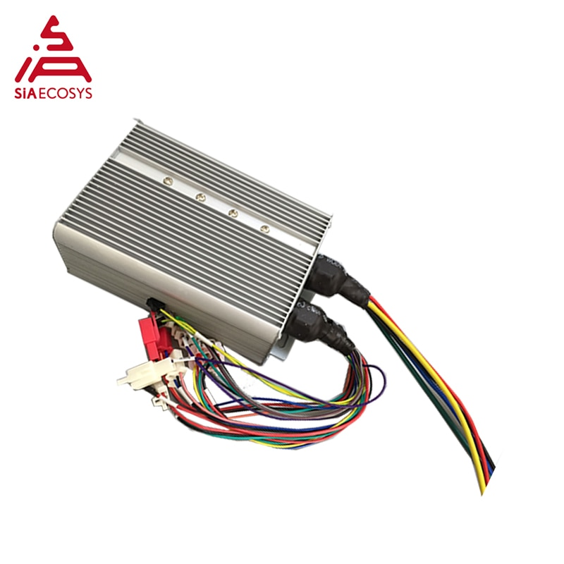 QS Motor 10*2.15inch 3000W 205 V3 80Kph BLDC Motor Kits in Wheel Hub Motor With Controller Throttle for Electric Scooter enlarge