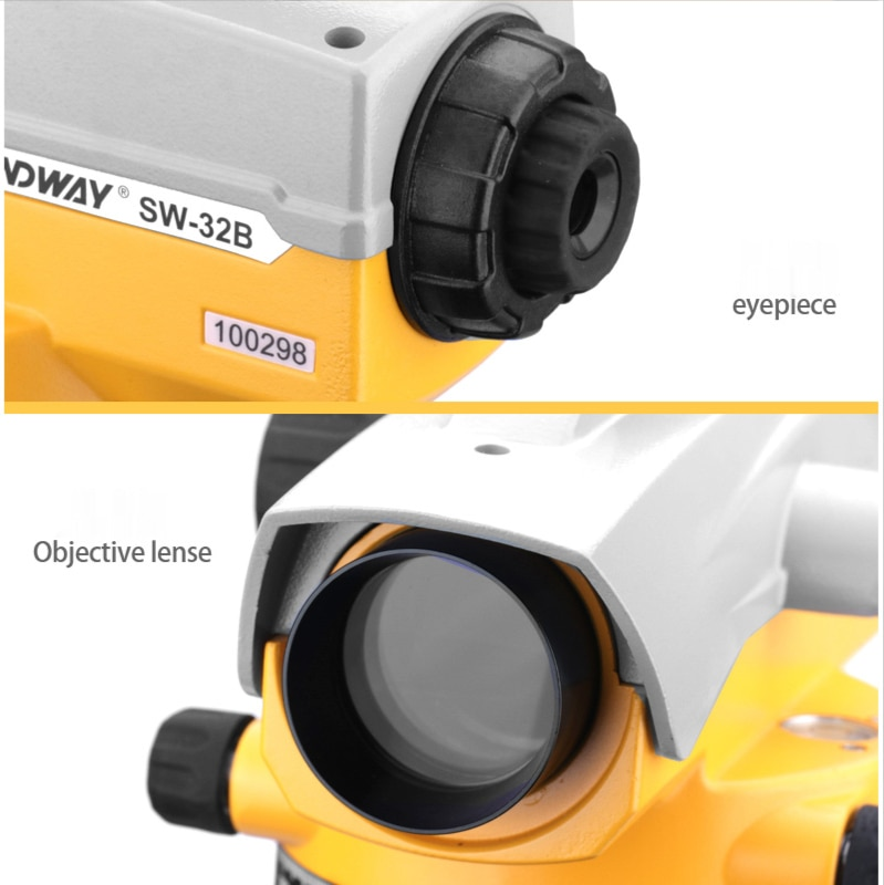 Optical Level Instrument Self-Leveling Detector Tool 360 Degree Laser Level Diagnostic-tool enlarge