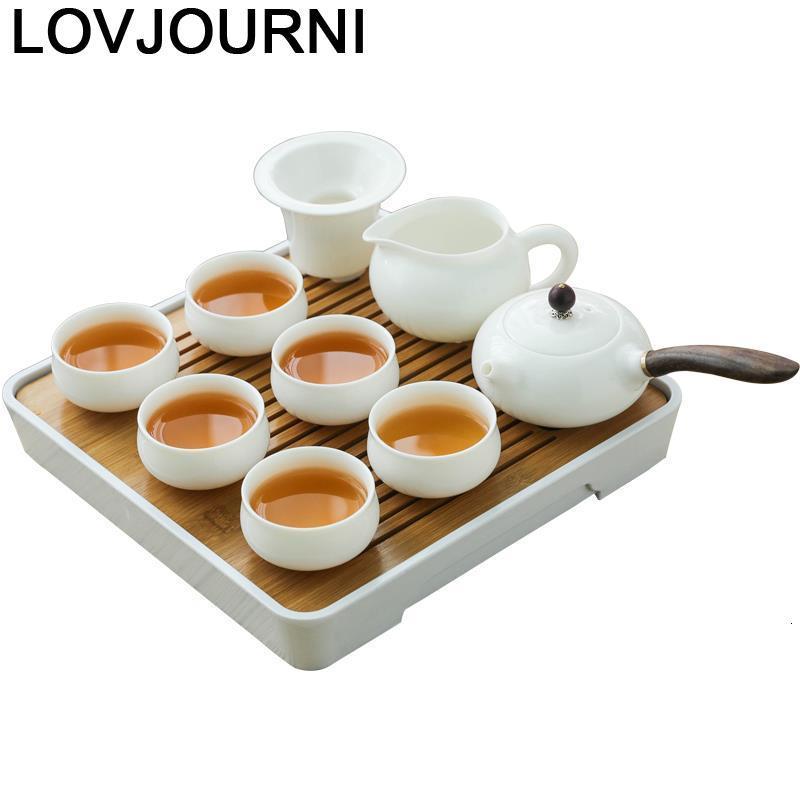 Keukenhulpjes Gongfu التي Aksesuarlari بعد الظهر Cucina الزفاف Akcesoria تفعل Kuchni الكونغ فو Mutfak إبريق الشاي Teaware وعاء الصينية طقم شاي