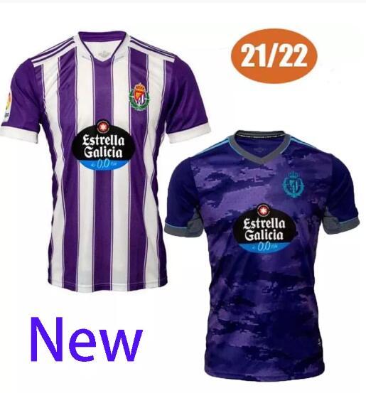 Real Valladolid Futebol camisetas 21 22 Weissman Fede S Sergi Guardiola Óscar...