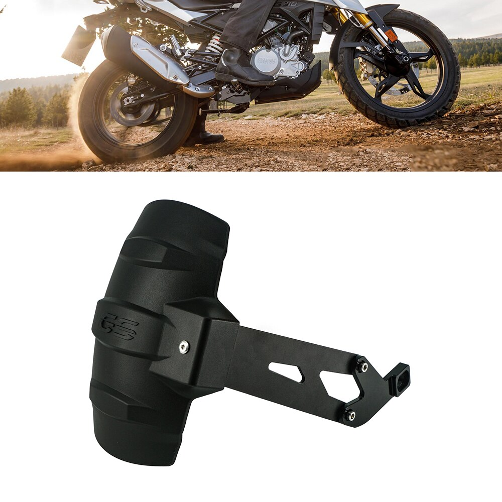 Kit de cubierta de guardabarros y guardabarros para motocicleta, abrazador de llantas para BMW G310GS G310R G310 G 310 R/GS 2017 2018 2019 2020