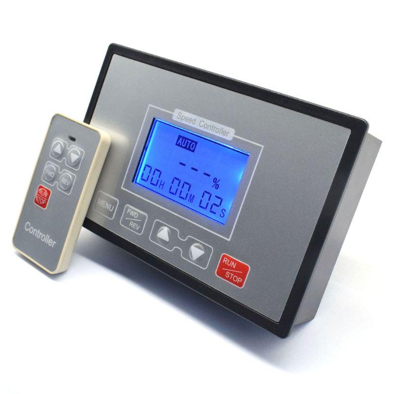 lcd inteligente display digital 0 adjustable 100 ajustavel 60a pwm dc10 55 v controlador