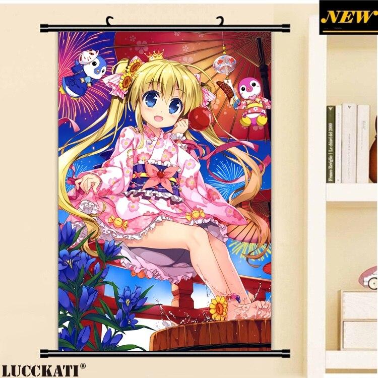 ¡Cfv Cardfight! Póster de lienzo Vanguard fujima takuya sexy loli lolita con dibujos animados de anime