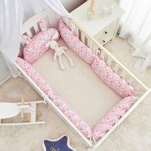 6pcs Baby Bumper Bed Pillow Cushion Bumper for Infant Bebe Crib Protector Cot Bumper Room Decor