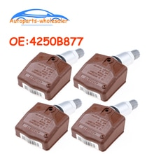 4 pcs/lot Car Accessories For MITSUBISHI 06-12 ECLIPSE 11-12 GALANT TPMS Tire Pressure Sensor Monito