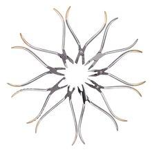 Dental Orthodontic Plier Wire Bending Tweed Rectangular Arch Forming Plier Torque Torquring  Dental Instrument Lab Laboratory