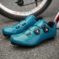 new style professional spd cycling cleat shoes mtb ultralight outdoor mountain bike sneakers racing road bicycle locking shoes
