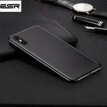 ESR étui de téléphone dorigine pour iphone X Ultra mince mignon étui souple pour Apple iphone X 10