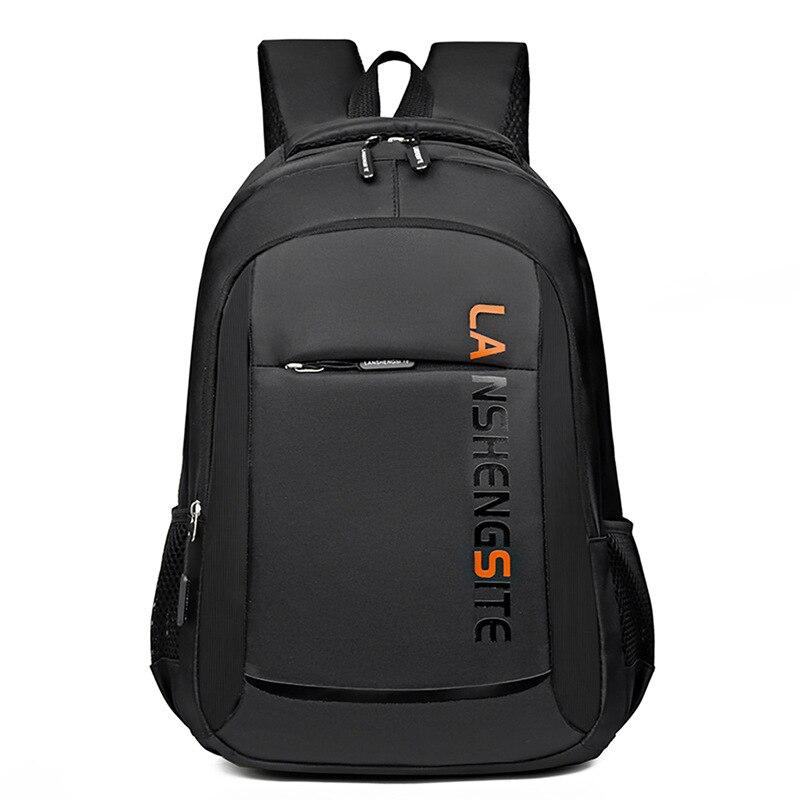 Мужские Водонепроницаемые рюкзаки, повседневные дорожные школьные ранцы для подростков, мужские вместительные мешки для ноутбука и компью...