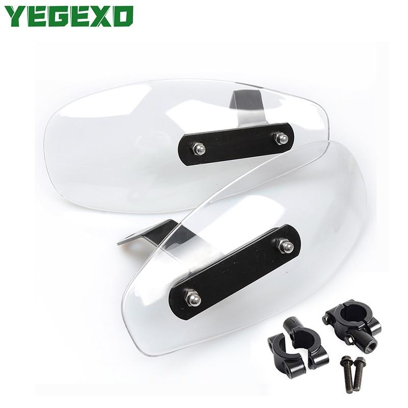 Protector de acrílico para motocicleta, accesorios de motocicleta para YAMAHA mt07 vmax 1200 fz6 drag star 400 aerox 50cc xj6 wr450f