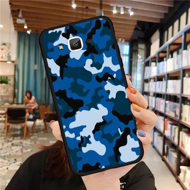 Camouflage Pattern Camo military Army Phone Case For Samsung Galaxy J2 J4 J5 J6 J7 J8 2016 2017 2018 Prime Pro plus Neo duo