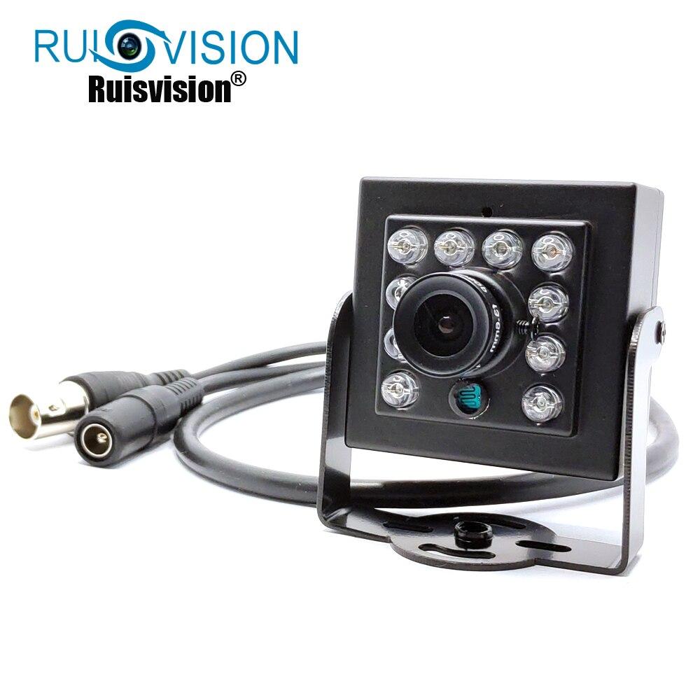HD 4MP 5MP Mini cámara Cámara Cctv AHD cámara de seguridad visión nocturna camra interior pequeña Cctv AHD cámara de vídeo de vigilancia