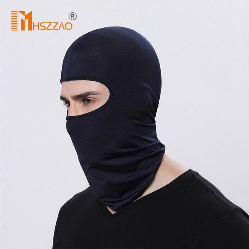 1 Pcs Motorcycle Face Mask Motorcycle Unisex Tactical Face Shield Mascara Ski Mask Full Face Mask Gangster Mask