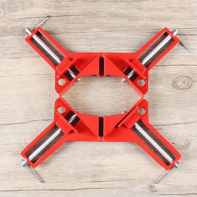 Multifunktsionaalne 4-tolline 90-kraadine parempoolse klambriga - Käsitööriistad - Foto 6