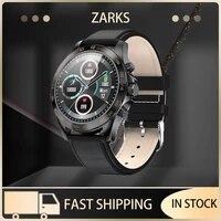 zarks smart watch men heart rate blood sleep monitoring lw09 fashion sports fitness mens watches business bluetooth phone