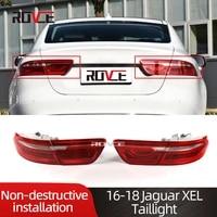 rear taillight suitable for jaguar xel 2016 2018 t4n7914 t2h1056 t4n24352 t4n19296 tail light auto accessories