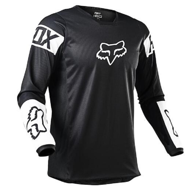 De FOX Motocross larga Camiseta ropa Ciclismo cuesta abajo MX camiseta de...