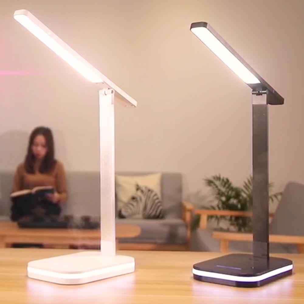 Desk Lamp Reading Light Book Lamp LED Clip Booklight Piano Home Decor Flashlight Study Eye-Care Flexible Adjustable