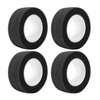 double layer 2 2 sponge dual foam for 2 2 wheel tires rc crawler car axial scx10 90046 trx4 trx6