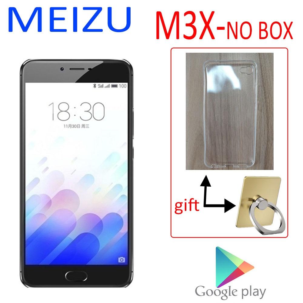 Meizu-teléfono móvil inteligente M3X versión Global, Smartphone con android, batería de 98%...