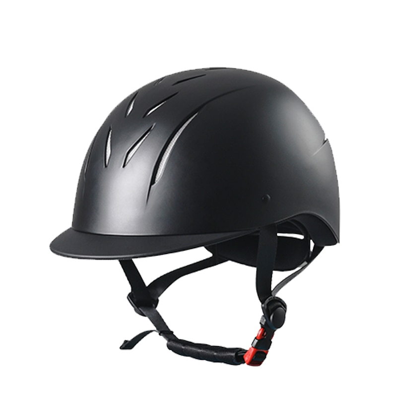 Horse Riding Helmet Men Women Equestrian High Quality Black Horseback Riding Cap Hat Helmet Rider Heads Protectors Equipments