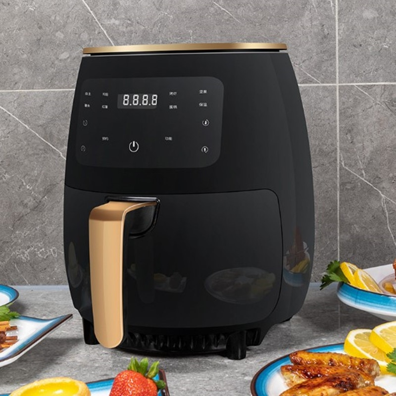 Smart  Air Fryer Large Capacity Fully Automatic Integrated Oven Hot Steam Electric French Fries Machine Deep for Home